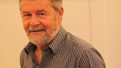 Karl Kempf tritt als Landweibel zurück. (Bild: Florian Arnold)