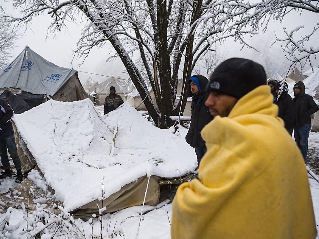 Die Menschenrechtskommissarin des Europarates, Dunja Mijatović, bezeichnete die Verhältnisse im bosnischen Migranten- und Flüchtlingslager Vućjak als inakzeütabel.