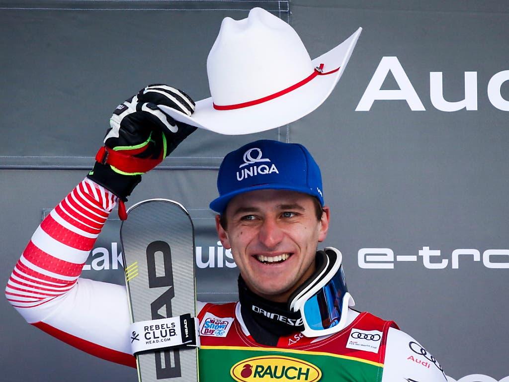 Matthias Mayer ist in jedem Speed-Rennen zum Siegen fähig