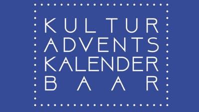 Ein spezieller Baarer Kalender führt durch die Adventszeit