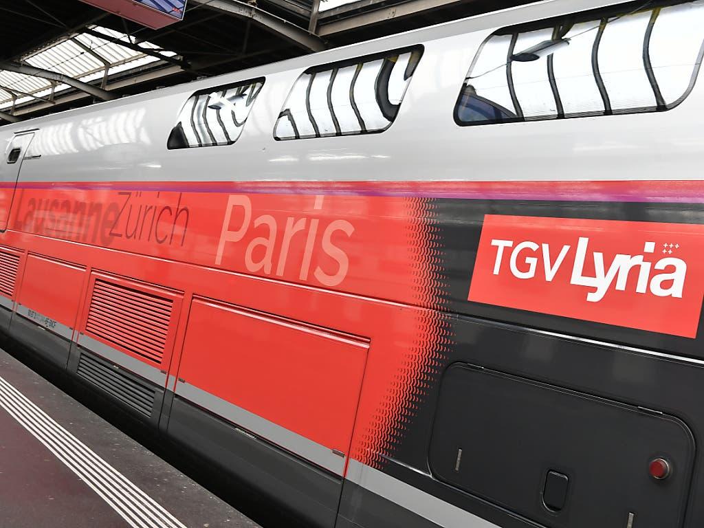 Der Zugverkehr zwischen Schweiz und Frankreich ist in den nächsten Tage durch Streiks stark beeinträchtigt.