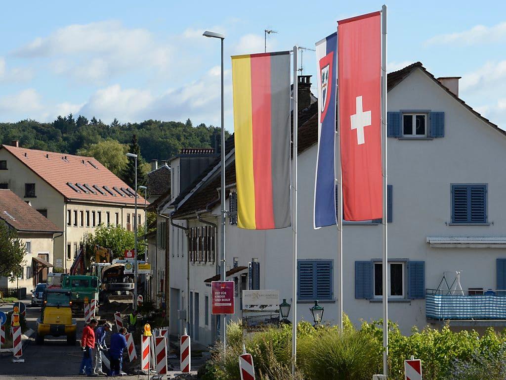 Deutsche Auswanderer zieht es vorzugsweise in die Schweiz.