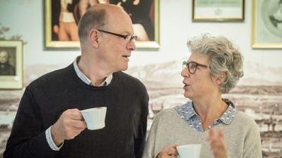 Frédéric und Franziska Bolli: Er komponiert für das Theater Konstanz, sie arbeitet dort jetzt als Dramaturgin.