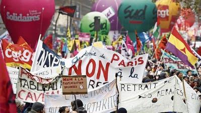 Streik in Frankreich: «Das war erst der Anfang»