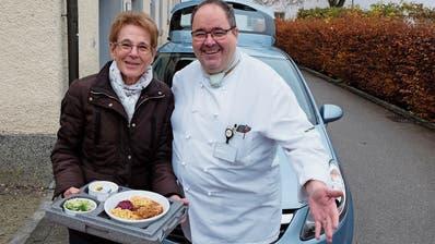 Gerichte und Gespräche:Seit zehn Jahren leitet Elisabeth Gretler den Mahlzeitendienst der Region Diessenhofen
