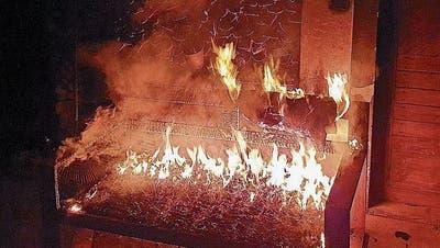 Merenschwand: Feuerteufel ist wieder auf freiem Fuss