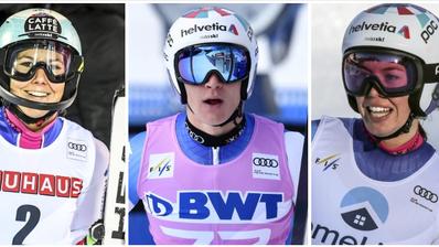 Holdener, Odermatt, Gisin und Co. – wie gut kennst du die Zentralschweizer Ski-Cracks?