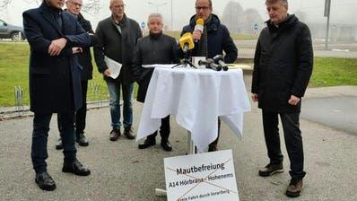 Gemeinden wehren sich gegen Mautbefreiung im Vorarlberg