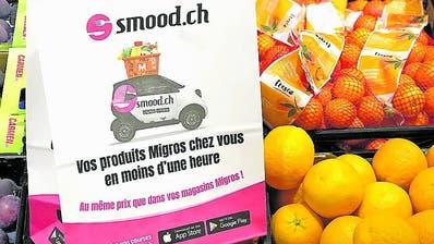 In der Uber-Falle: Migros stösst mit neuem Food-Lieferdienst auf Kritik