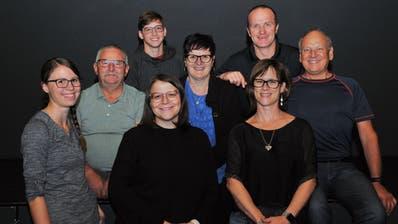 Die achtköpfige Theatergruppe probt seit Ende September. (Andy Rentsch                        , Urner Zeitung)