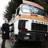 Ein Saurer versauert in Müllheim am Waldrand