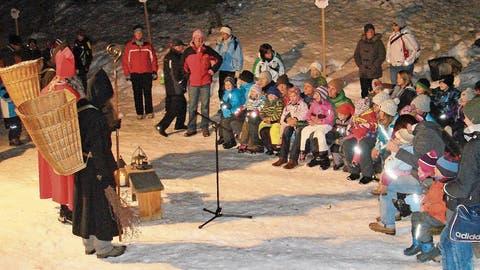 Waldweihnacht auf dem Haldi: Ein Erlebnis der ganz besonderen Art