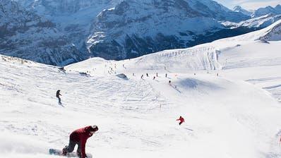 Jungfraubahnen planen Limitierung der Anzahl Skifahrer