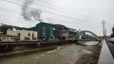 Blick auf die Schmolz+Bickenbach-Tochtergesellschaft Swiss Steel in Emmenbrücke. (Dominik Wunderli (2. Dezember 2019))