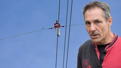 Extremsportler Freddy Nock stehen mit der Anklage schwere Zeiten bevor.