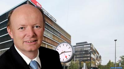 SBB-Hauptsitz in Bern-Wankdorf: Wer wird neuer Chef der Bundesbahnen? (Christian Beutler/Keystone)