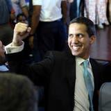 Guaidó wünscht sich keine US-Militärhilfe