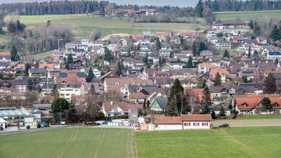 Thundorf vom Immenberg aus gesehen. (Bild:Reto Martin)