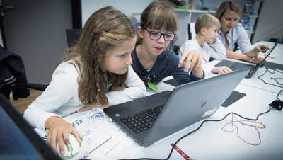 Bildungsoffensive: Der Kanton St.Gallen will die Kinder digital fit machen