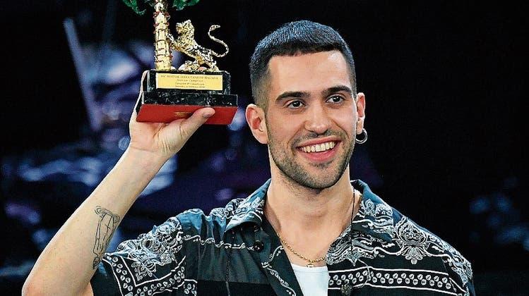 Streit um Sanremo-Festivalsieger Mahmood – Innenminister hätte sich «reinrassigen» Italiener gewünscht