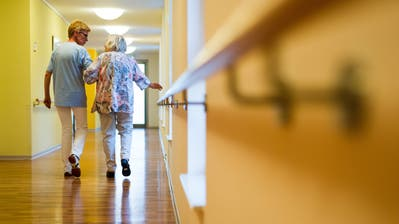 Mit ihrem Modell «Thurvita Care» will die Thurvita helfen, die Nachfrage nach klassischen Pflegeheimplätzen zu senken. Laut einer Studie der ZHAW gelingt ihr das auch. (Bild:  Christoph Schmidt)