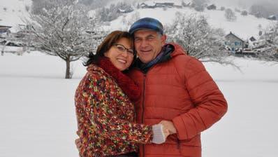 Marlene und Markus Lenherr lieben sich seit 40 Jahren. (Bild: PD)