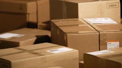 Quickmailwill sich vom wachsenden Paketmarkt ein Stück abschneiden. (Bild: Keystone/Martin Rütschi)