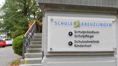 Das Schulpräsidium von Kreuzlingen. Die Freie Liste möchte die Schulgemeinde in die Politische Gemeinde integrieren. (Bild: Donato Caspari)