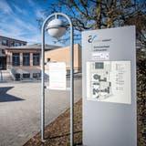 Das Sekundarschulhaus Löhracker in Aadorf. (Bild: Reto Martin)