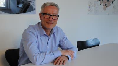 Kurt Geser hat sich für Sololauf entschieden: Er kandidiert ohne Partei im Rücken für das Gemeindepräsidium in Herisau. Bild: Astrid Zysset