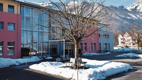 Das Altersheim Forstegg in Sennwald wird einer Betriebsanalyse unterzogen. (Bild Heini Schwendener)