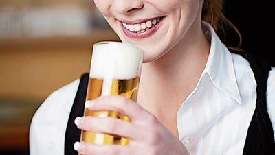 Ob Bier auf Wein oder Wein auf Bier, ist egal