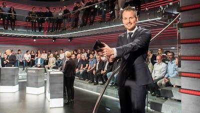 Jonas Projer verlässt die «Arena» und geht zu Ringier