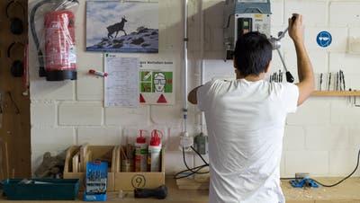 Kanton und Gemeinden fördern die Integration in den ersten Arbeitsmarkt. (Bild: KEY)