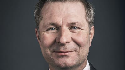 Regierungsrat Marcel Schwerzmann. (Bild: Boris Bürgisser)