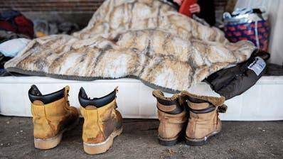 Luzern: Wo Menschen am Rande der Gesellschaft den Winter verbringen