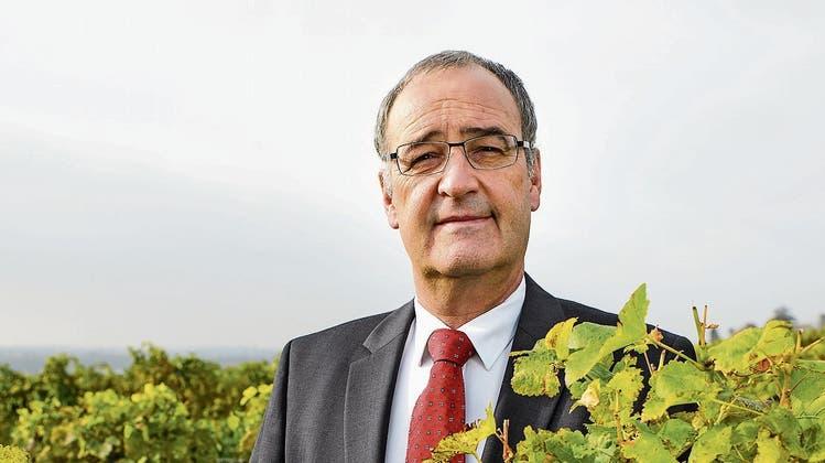 Neue Regeln für Weine machen die Winzer sauer: Ihre Hoffnungen ruhen nun auf Ex-Kollege Guy Parmelin