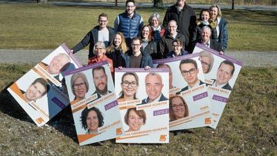 Orange im Plus: Die CVP will bei den Frauenfelder Gemeinderatswahlen zulegen