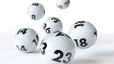 Lottokugeln. (Bild: Fotolia)
