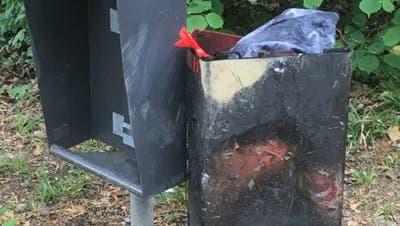 Vandalismus, Unordnung, Mängel, Defekte: Die Stadt Wil evaluiert eine kostengünstige Online-Meldestelle für die Bevölkerung. (Symbolbild: PD)