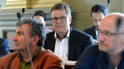 Daniel Gut (rechts): «Jetzt ist der richtige Zeitpunkt für meinen Rücktritt als Kantonsrat.» (Bild: Regina Kühne)