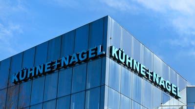 Der Hauptsitz des Logistikunternehmens Kühne + Nagel in Schindellegi, im Kanton Schwyz. Bild: Martin Ruetschi/Keystone (25. März 2010)