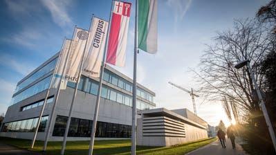 Die Pädagogische Hochschule Thurgau (PHTG) in Kreuzlingen. (Bild: Reto Martin)