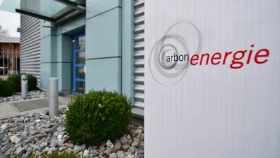 Die Arbon Energie gehört der Stadt Arbon. (Bild: Max Eichenberger)