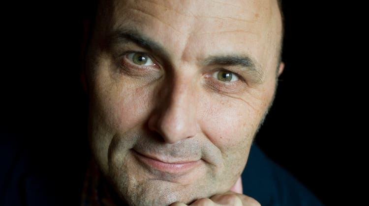 Kolumnist und Publizist Lukas Niederberger.
