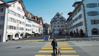 Temporeduktion auf der Grabenstrasse in Zug vorerst gestoppt