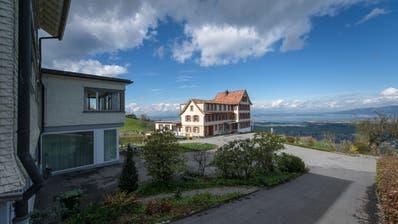 Der «Sonneblick»in Walzenhausen kann in ein Durchgangszentrumumfunktioniert werden. Die Beschwerden wurden vom Obergericht abgewiesen. (Bild. Michel Canonica)