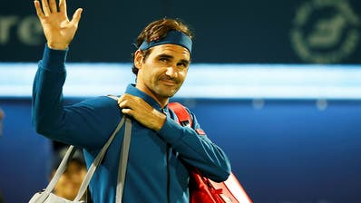 Federer kehrt in Dubai mit Erfolg auf die Tour zurück