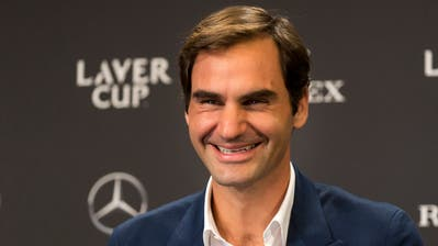 Roger Federer peilt in Dubai seinen 100. Titel an. (Bild: EPA / Ali Haider)