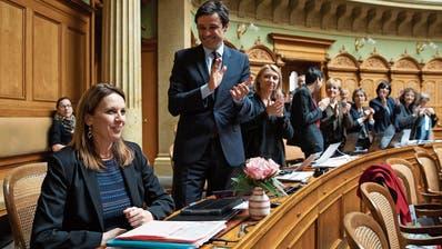 Nach dem Parteiaustritt von Chantal Galladé: SP übt leise Selbstkritik
